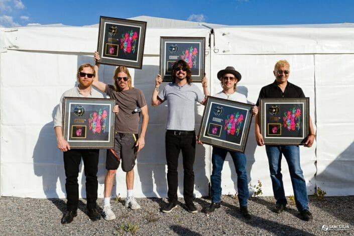 Foo Fighters Helsinki