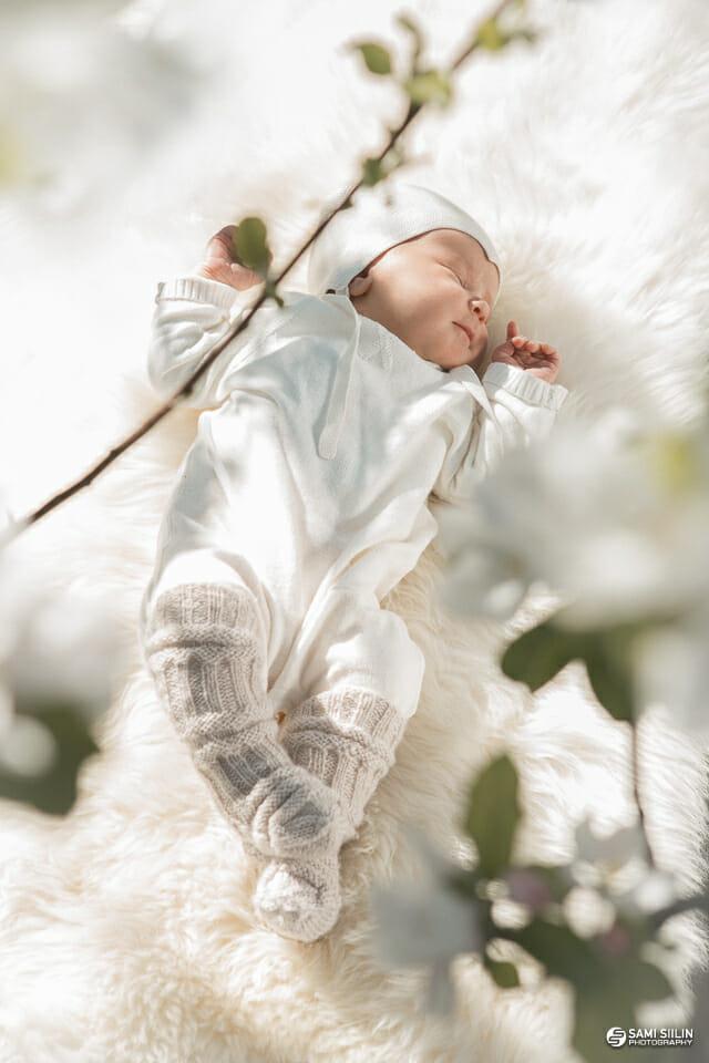 Vauvakuvaus Helsinki